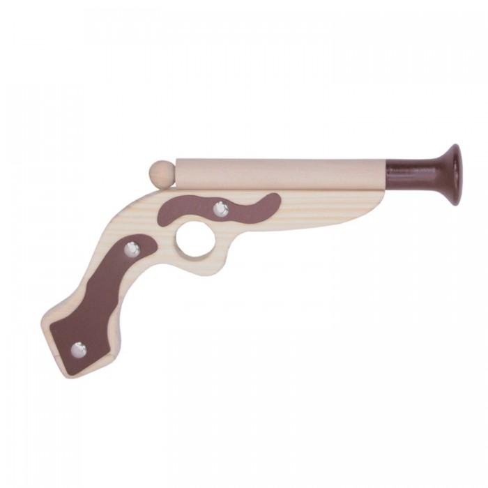Holzpistole Musketenpistole, Holzspielzeug