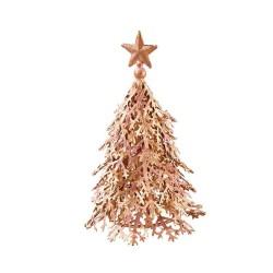 Tennenbaum mit Stern, Weihnachtsdeko
