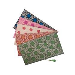 Lezezeichen klein aus handgeschöpftem Papier