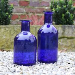 Flasche Deko Bottle - Blumenvase