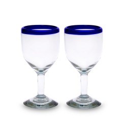"Liqueur glasses ""Elegant"" Cognac Set of 2 
