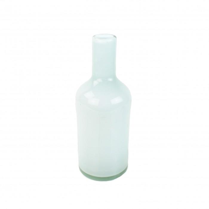 Dekovase weiß Botellas
