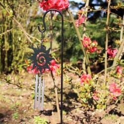 """Klangspiel """"Sonne"""", Gartenstecker"""