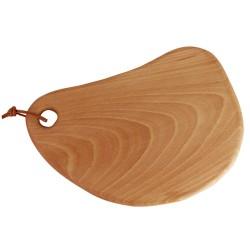 Holzbrettchen Fanny, Schneidebrett aus Holz