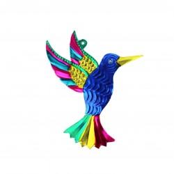 Wanddeko Kolibri klein, Kinderzimmer Deko