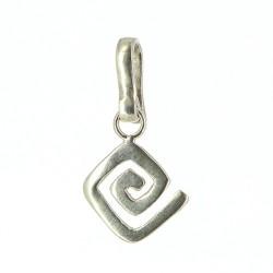 AnhängerHalskette Etenia, 950er Silber