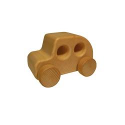 Spielzeugauto Flitzer aus Holz 10cm