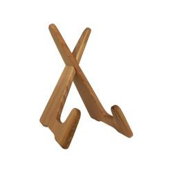 Buchständer aus Holz 26 cm