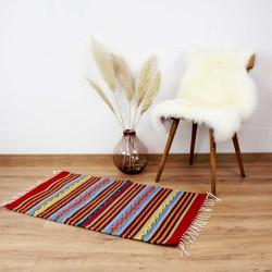 Teppich aus 100% Wolle und natürlichen Farben San Marcos
