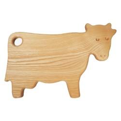Käsebrett aus Holz   Servierplatte   Schneidebrett