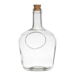 Bottle terrarium Daniel H30 D19