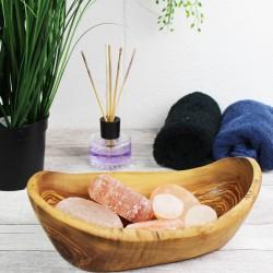 Salzsteine für Sauna oder Badewanne 6er Set