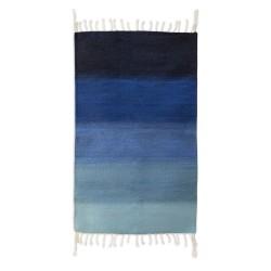Teppich Mar aus Naturfarben