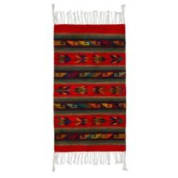 Teppich Mexiko aus Naturfarben
