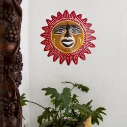 Wanddeko Sonne und Mond