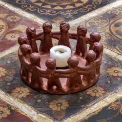 Freundschaftskreis 12 Freunde, Teelichthalter