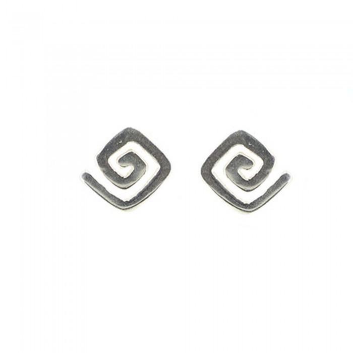 Ohrhänger Etenia, 925er Silber