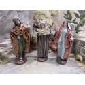 Krippenfiguren Darstellung Jesu im Tempel 12cm
