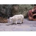 Krippentiere Schaf äsend 3 cm