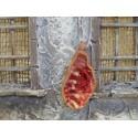 Krippenzubehör Schweinehälfte 6 cm