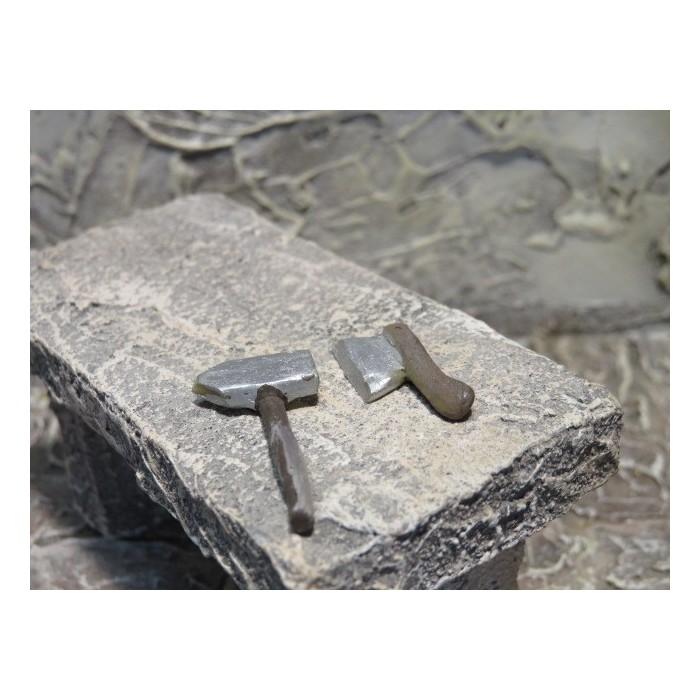 Hammer und Axt