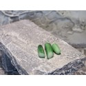 3 geschälte Zucchini 1,5 cm