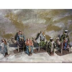 Heilige 3 Könige mit Kamel
