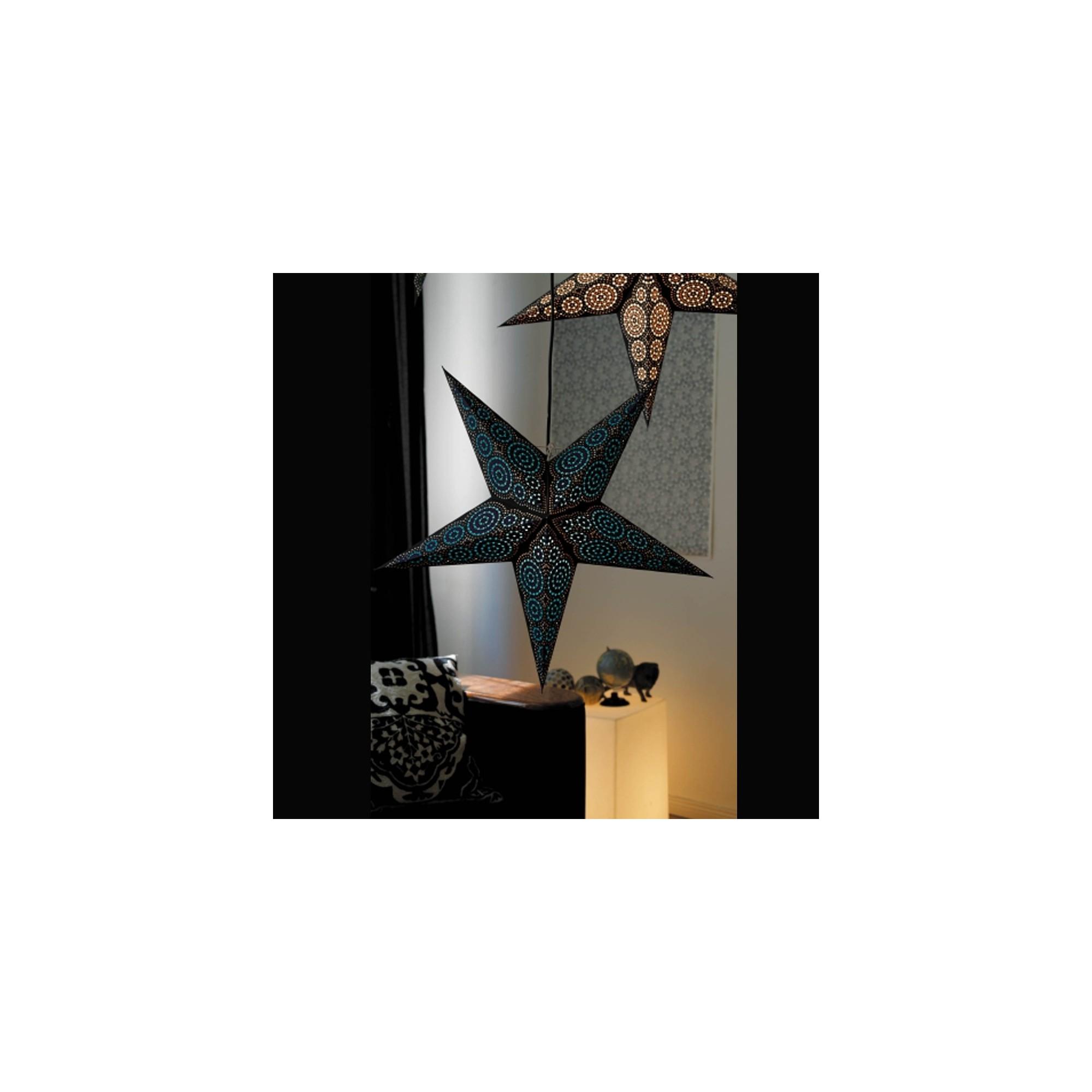 papierstern beleuchtet weihnachtsstern marrakesh brown. Black Bedroom Furniture Sets. Home Design Ideas