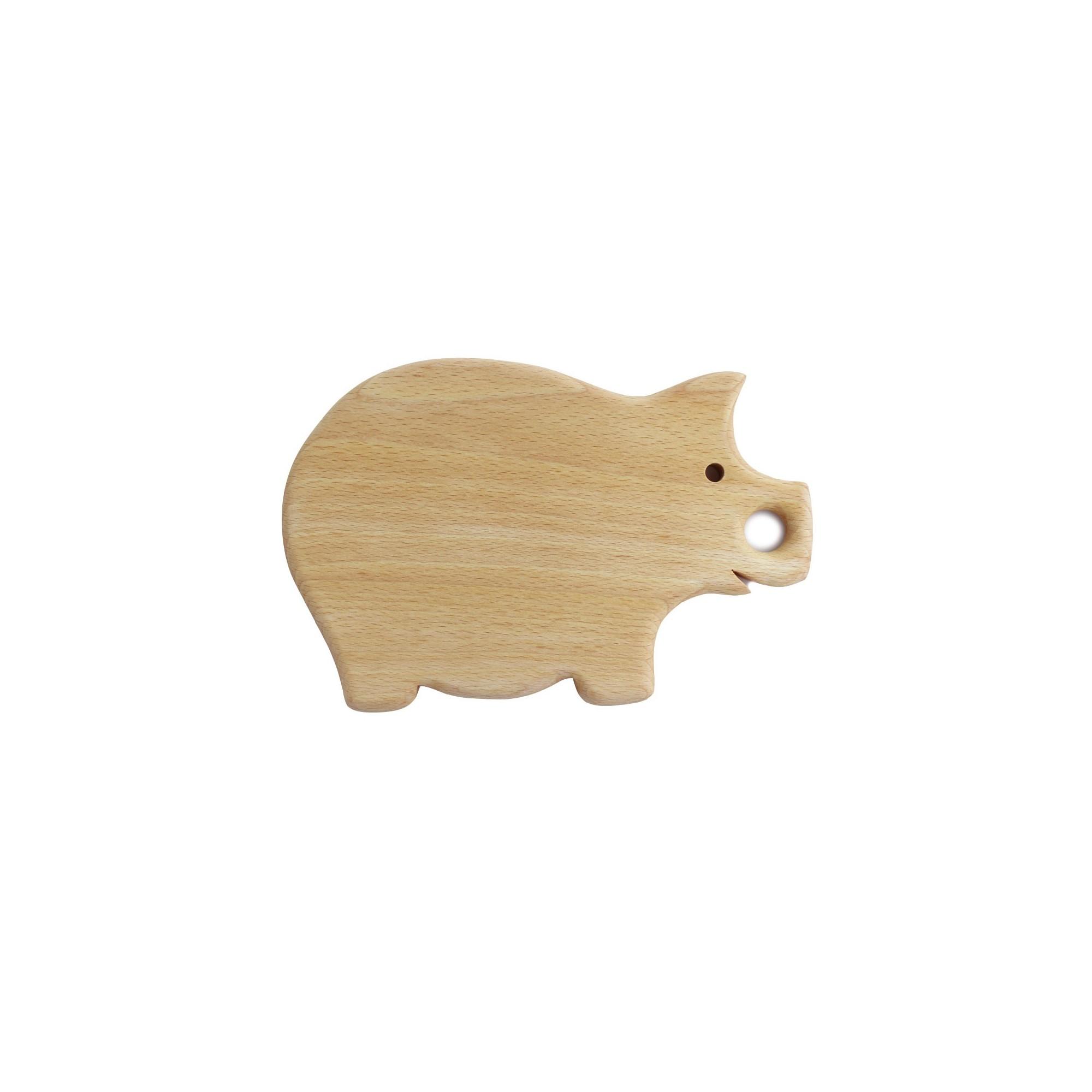 fr hst cksbrettchen mit tiermotiv schwein handgemacht kaufen. Black Bedroom Furniture Sets. Home Design Ideas