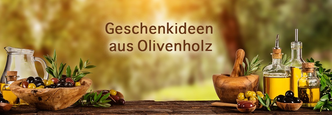Olivenholz