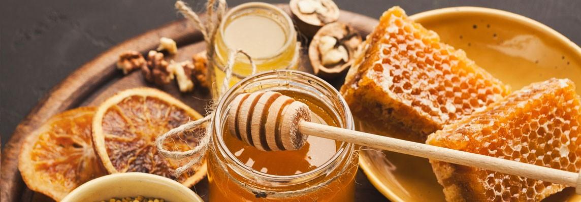 Honig aus Spanien