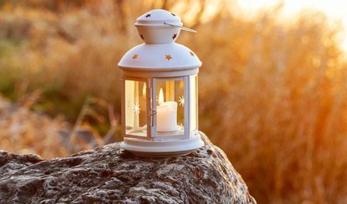 Windlichter & Laternen
